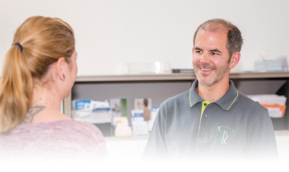 Dr. Dausch – Ihr Orthopäde in Rodgau